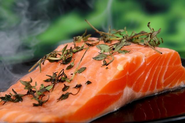 poisson dietetique