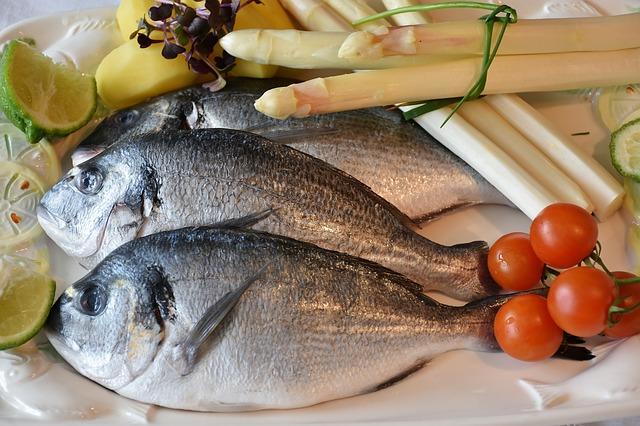 poisson congele frais