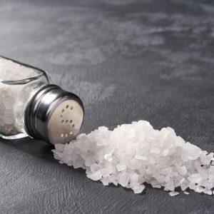 sel régime poids